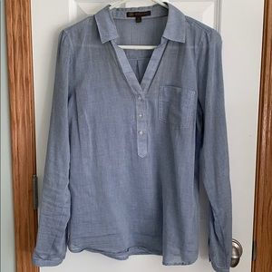 Limited chambray top